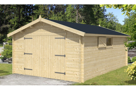 Garage LIMOUSIN 34mm - 15,3m²