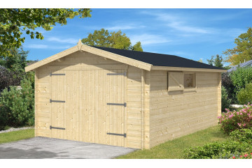 Garage GRAND LIMOUSIN 34mm - 20,6m²